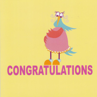 Congratulations - New Pregnancy Card