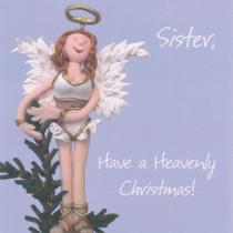 Sister's Christmas Card