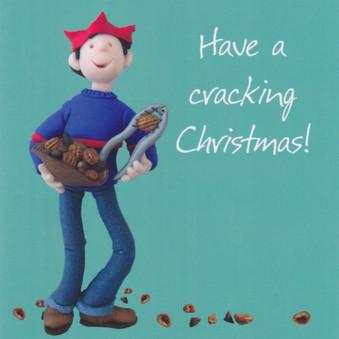 Cracking Christmas Card