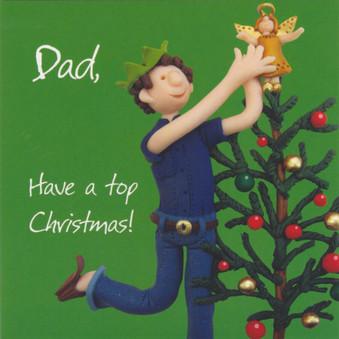Dad's Christmas Card