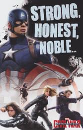 Captain America Civil War - Greeting Card