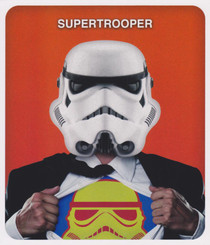 Star Wars - Super Trooper Greeting Card