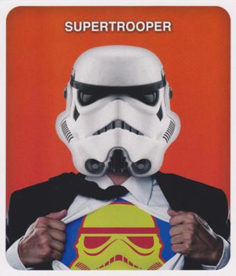 Star Wars - Super Trooper Greeting Card