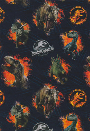 Jurassic World - Gift Wrapping Paper a