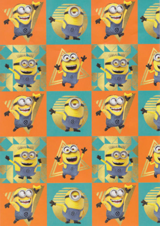 Despicable Me 3 - Wrapping Paper
