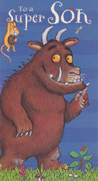 The Gruffalo - Son's Birthday Card