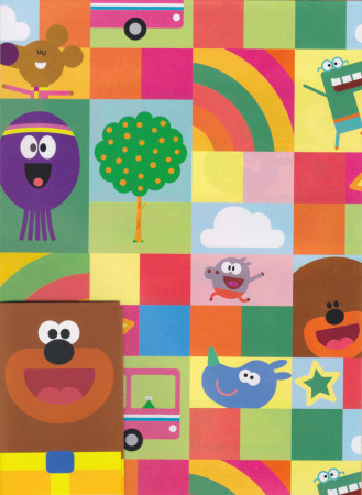 Hey Duggee - Wrapping Paper