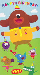 Hey Duggee - Birthday Card
