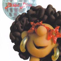 Disco Diva Greeting Card