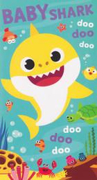 Baby Shark - Birthday Card