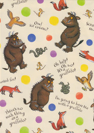 The Gruffalo -  Wrapping Paper