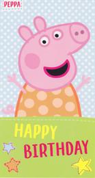 Peppa Pig - General Happy Birthday Card