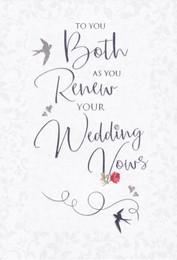 Wedding Vows Card