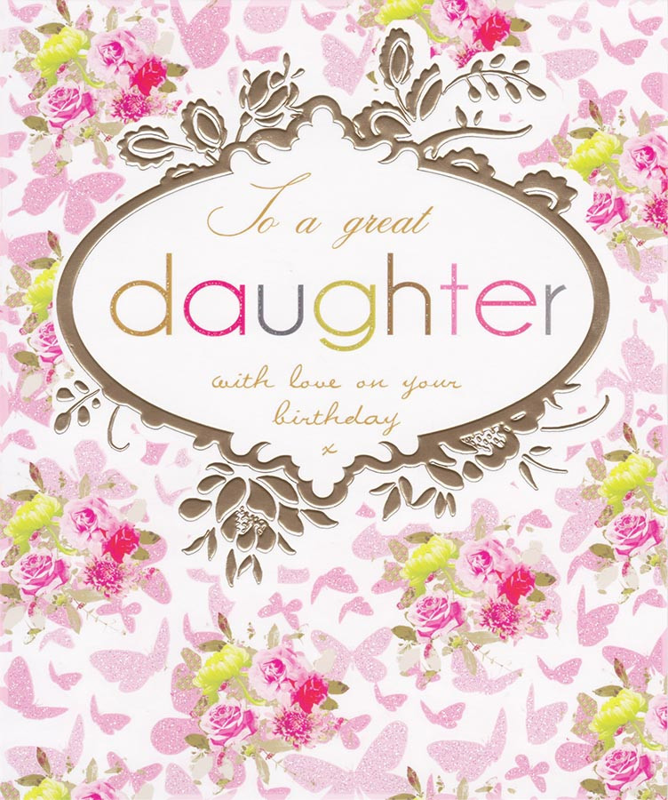 Happy Birthday Daughter, Happy Birthday And Daughters On
