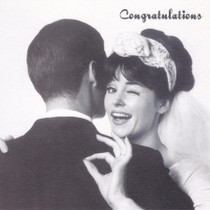 The Wedding Collection - Congratulations Wedding Card