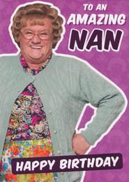 Mrs Browns Boys - Auntie Birthday Card