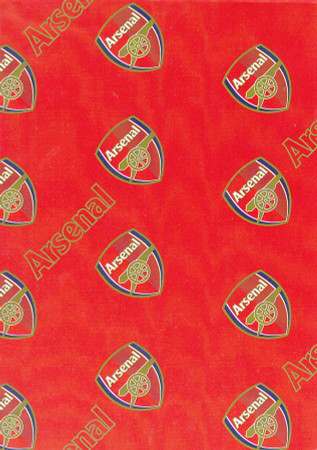 Arsenal Football Club - Giftwrap
