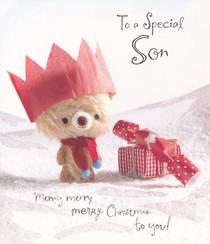 Pip Squeeks Son Christmas Card