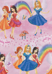 Gem Fairies Giftwrap