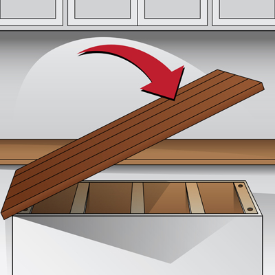 Wood Countertop Installation Guide