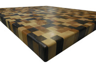 End Grain Butcher Block Countertop