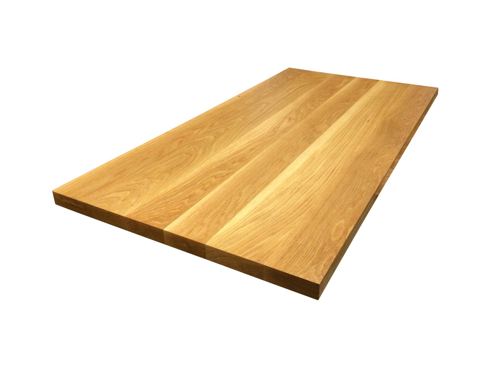Order Countertops Online : White Oak Wide Plank Countertop - Customize & Order Online