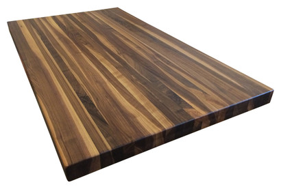 Rustic Walnut Butcher Block Countertop   Customize U0026 Order Online