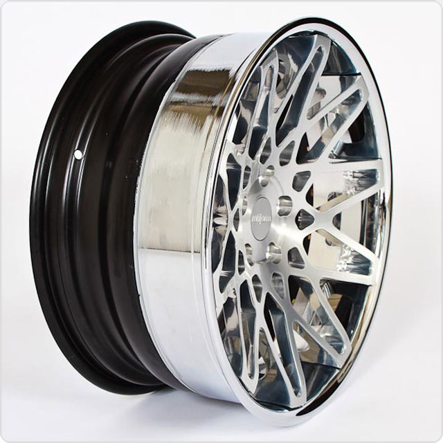 Rotiform BLQ 3 Piece Forged Wheel