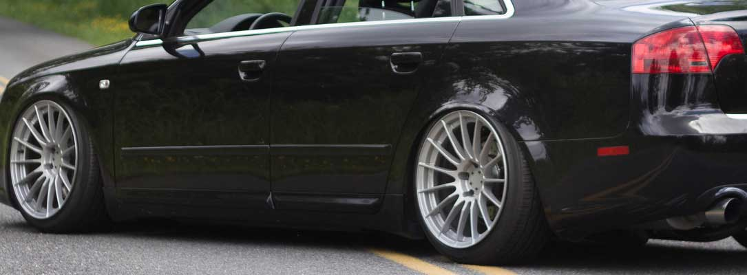 Enkei RS05RR Wheels on Audi