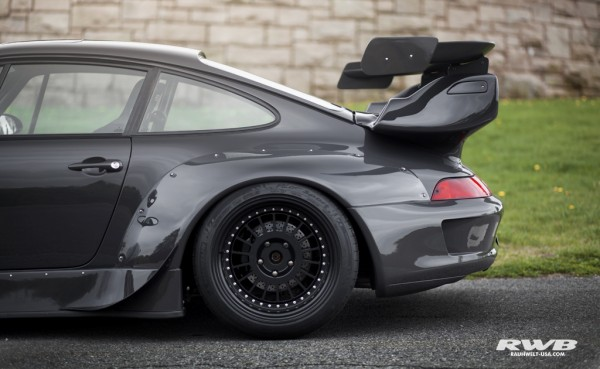 Rotiform Wheels RWB Porsche