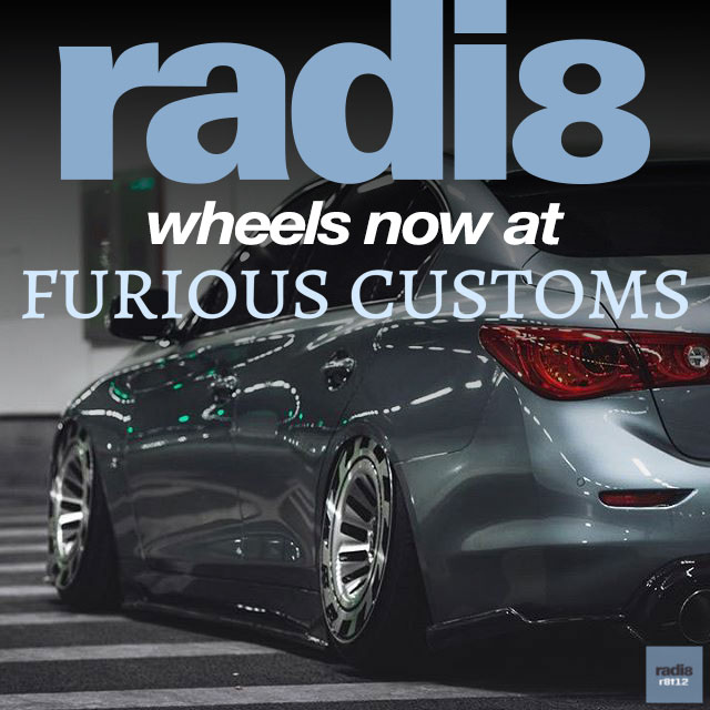 Radi8 Wheels Dealer