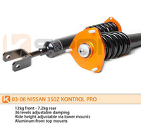 KSport Kontrol Pro Coilovers - Nissan 350z 2003-2008