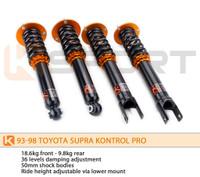 KSport Kontrol Pro Coilovers - Toyota Supra 1993-2002