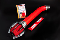 Weapon-R Dragon Air Intake Honda Civic Dx / Lx / Cx ( Red Pipe ) 1996-00