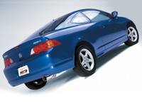 Borla Cat-Back Exhaust - Acura RSX Type S 02-06