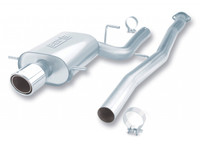 "Borla Cat-Back Exhaust ""S-Type"" - Subaru WRX 02-07 4DR/Wagon"