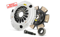 Clutch Masters Stage 4 Clutch Kit - Mazda RX-7 89-92 1.3L Non-Turbo