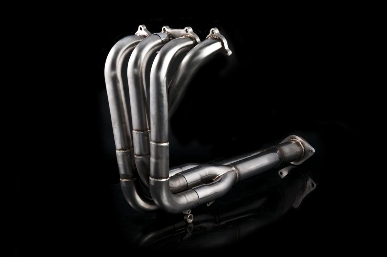 Weapon-R Stainless Steel Race Header - 4-2-1 - Honda/Acura B-Series Engines