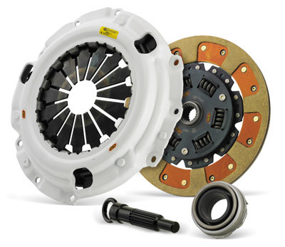 Clutch Masters Stage 3 Clutch Kit - Subaru WRX Sti 04-11 2.5L Turbo 6-Spd