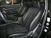 Clazzio Seat Covers - Honda Civic 4 Door Sedan 06-10