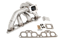 Megan Racing Buttom mount T-304 Stainless exhaust manifold - Nissan 89-98 S13/S14 SR20DET