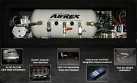 AirREX Complete Digital Air Suspension Kit with Struts - Mitsubishi Evolution IX 05-07