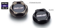 Buddy Club Type 3 Oil Cap Subaru Black