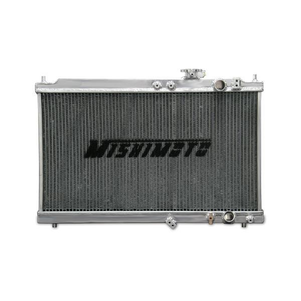 Mishimoto Performance Aluminum Radiator - 90-97 Mazda Miata 3 Row, Manual