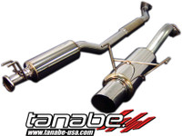 Tanabe Medalion Concept G Cat-Back Exhaust - Acura RSX Type S 02-05