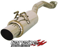 Tanabe Medalion Concept G Cat-Back Exhaust - Honda Civic Coupe Si Sedan 07-07