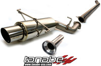 Tanabe Medalion Concept G Cat-Back Exhaust - Nissan 240SX 95-98