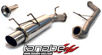 Tanabe Medalion Concept G Cat-Back Exhaust - Nissan 240SX 89-94