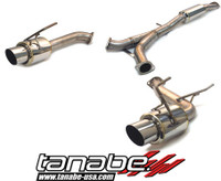 Tanabe Medalion Concept G Cat-Back Exhaust - Nissan 350Z 03-06