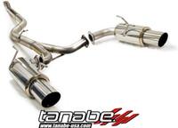 Tanabe Medalion Concept G Cat-Back Exhaust - Subaru Impreza WRX STi 08-09